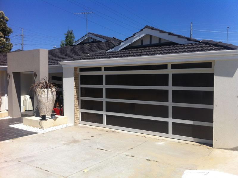 panel garage door perth