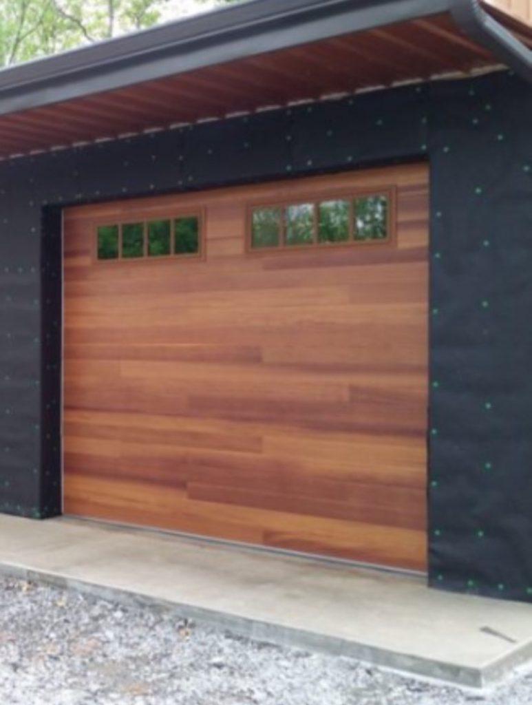 tilt wooden garage door perth tilt door